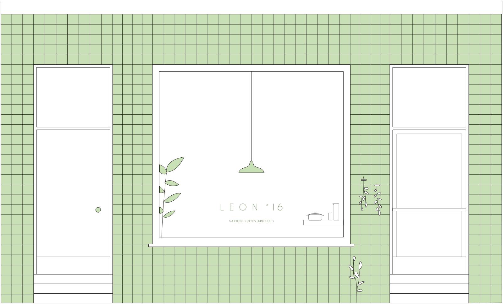 Leon 16 - Garden Suites Brussels